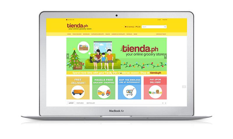 Tienda Online Grocery