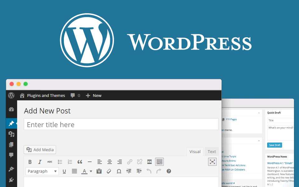 Second image for what is WordPress
