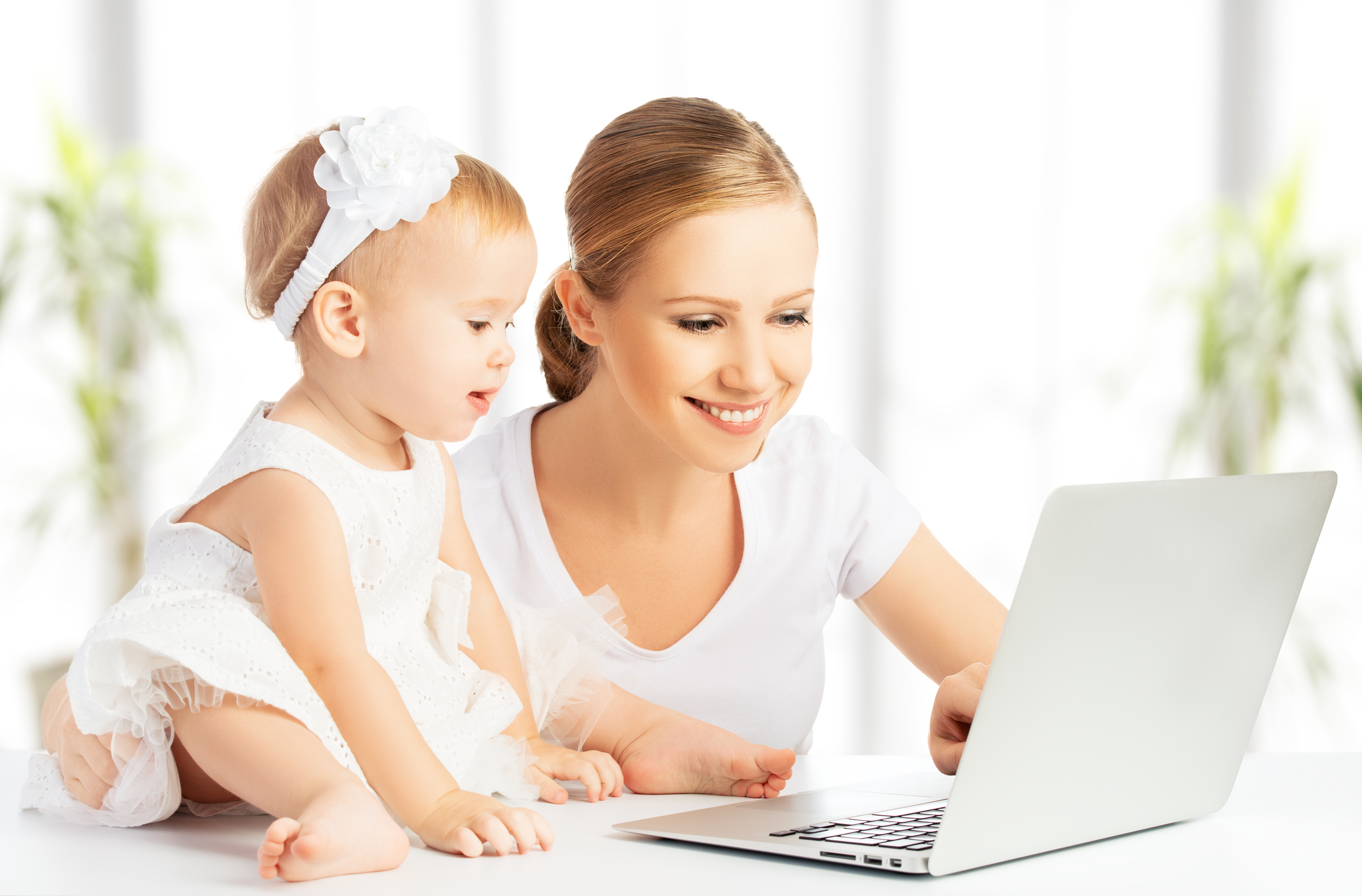 5 Tips For Work-At-Home Moms