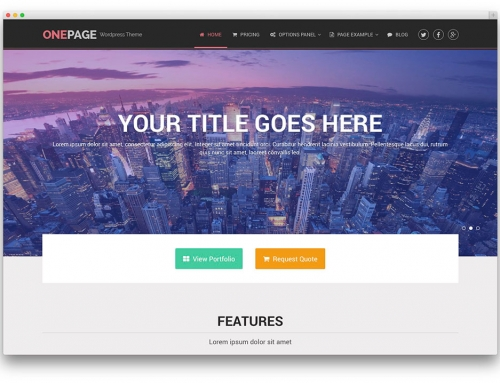 20 Beautiful Premium WordPress Themes for Businesses